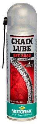 MOTOREX CHAIN LUBE OFF ROAD 500ML
