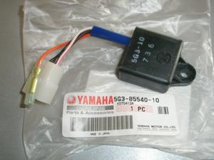 Yamaha PW50 CDI unit 01-