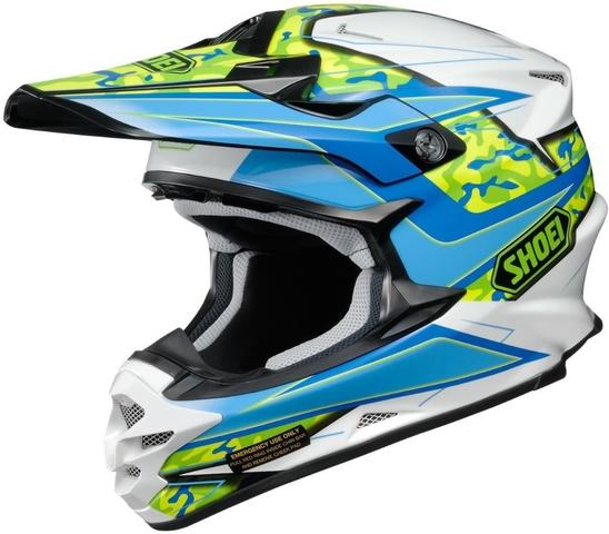 Shoei VFX-V Str. S