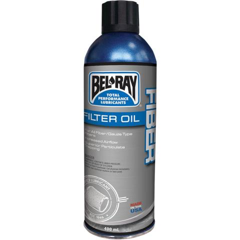 FIBER FILTER OIL SPRAY 400 ML