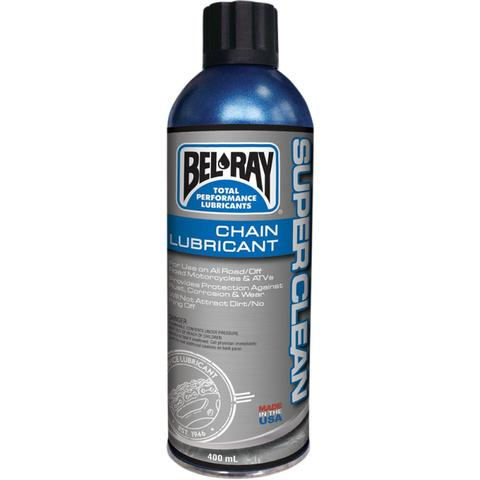SUPER CLEAN CHAIN LUBE 400 ML